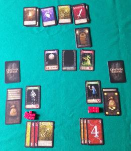 Dungeon Raiders - Esempio di gioco