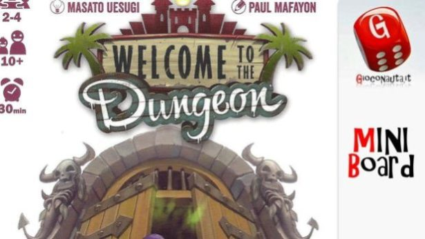 Welcome to the dungeon - fonte: bgg