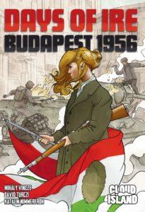 Days of Ire, Budapest 1956 - bgg