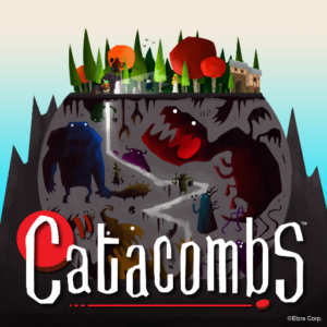 CATACOMBES-BOARD-GAME-SHIRO-KITSUNE-ANIME-SCI-FI-FANTASY-MORE