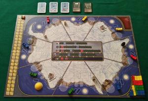 Antarctica - Setup