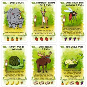 Fabled Fruit - Carte - fonte: bgg