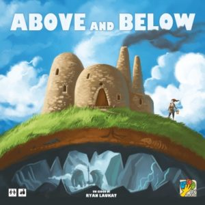 Copertina Above and Below