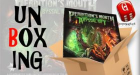 Unboxing: Perdition's Mouth- Abissal Rift