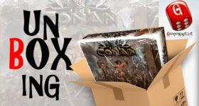 Unboxing: Conan + Kickstarter