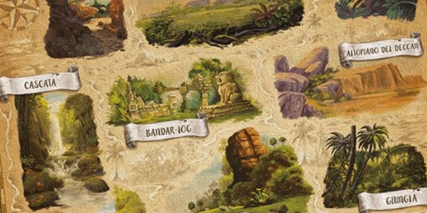 i racconti del libro della giungla