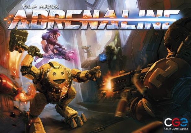 Adrenaline - fonte: bgg