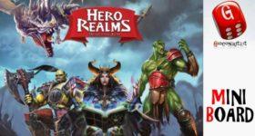 Miniboard #15: Hero Realms
