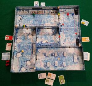 Ice Cool - Esempio di gioco