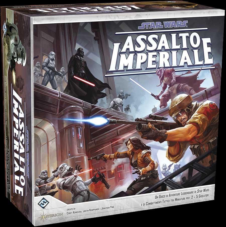 Assalto Imperiale – Wave 2