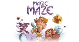 Miniboard #16: Magic Maze