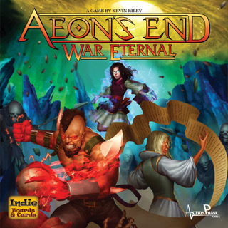 Gravehold di nuovo sotto assedio in Aeon's End: War Eternal