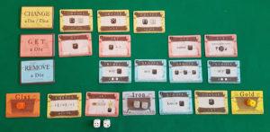 Alchemidus - Esempio gioco 2