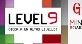 Miniboard #17: Level9