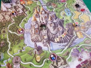 Touria - Fase finale partita