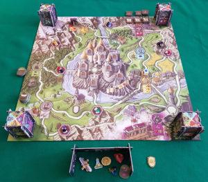 Touria - Esempio gioco