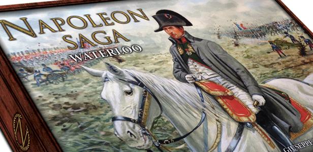 Napoleon Saga: Waterloo a colpi di carte