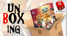 Unboxing: Bardagi
