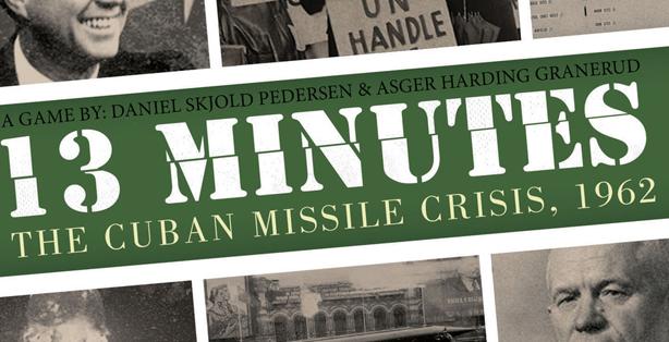 13 minuti, la crisi dei missili cubani in una scatoletta