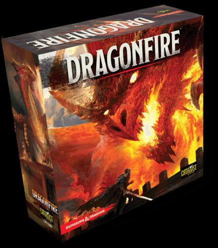 Dragonfire: quando D&D diventa un gioco di carte