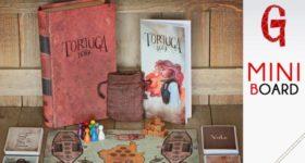 Miniboard #22: Tortuga 1667