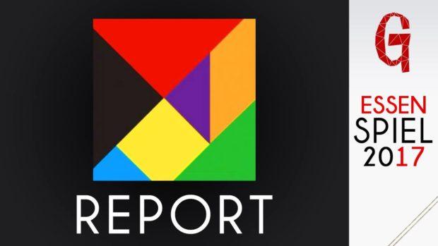 Essen Spiel 2017 Report