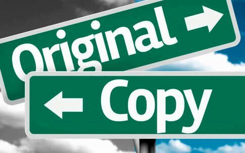 Di cloni, plagi e vari modi di copiare