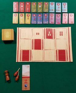 Kanagawa - Setup