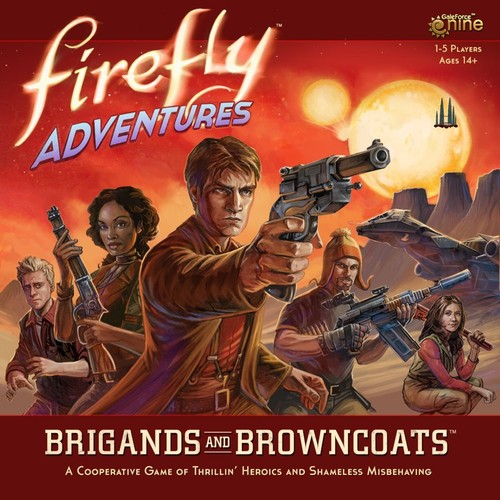 Firefly Adventures: Brigands and Browncoats – anteprima