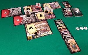 Deadland - Esempio gioco con zombi