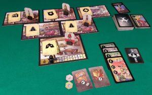 Deadland - Esempio gioco