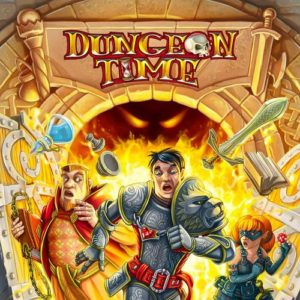 Dungone Time - fonte: bgg