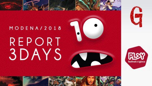Videoreport Play Modena 2018