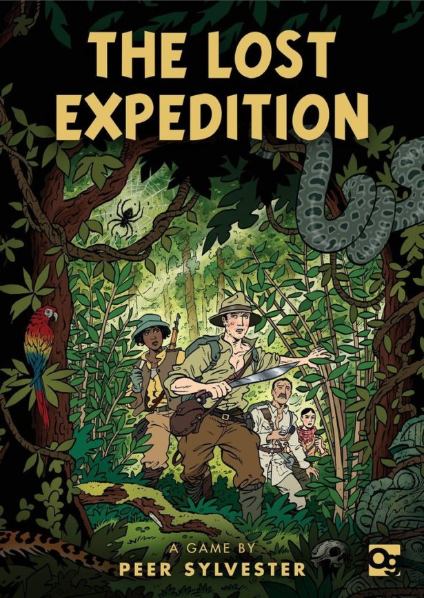 The Lost Expedition - fonte: bgg
