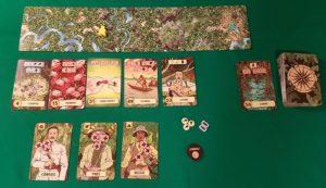 The Lost Expedition - Esempio gioco cooperativo