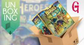Unboxing: Heroes of Land, Air & Sea