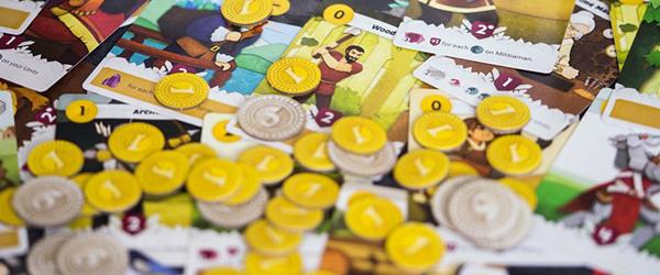paper tales token monete