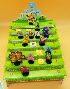 Super Mario Level Up! - Tabellone