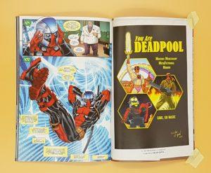 Tu sei Deadpool - Estratto