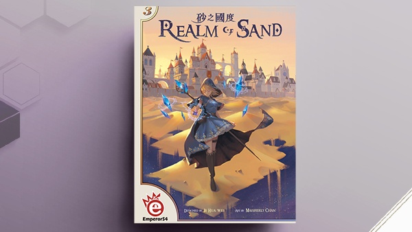 Realm of Sand | Recensione