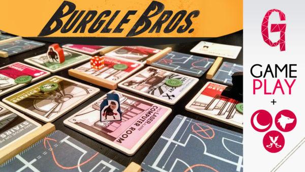 Gameplay Burgle Bros   Furto in diretta!
