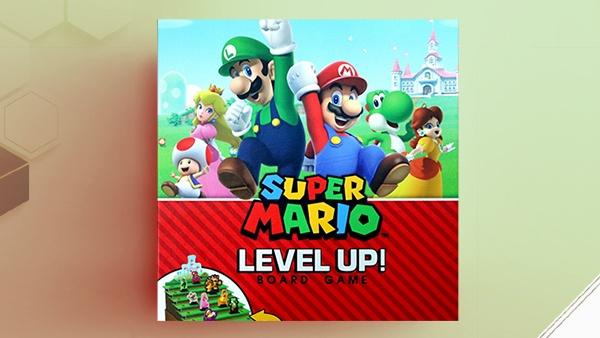 Super Mario: Level Up!