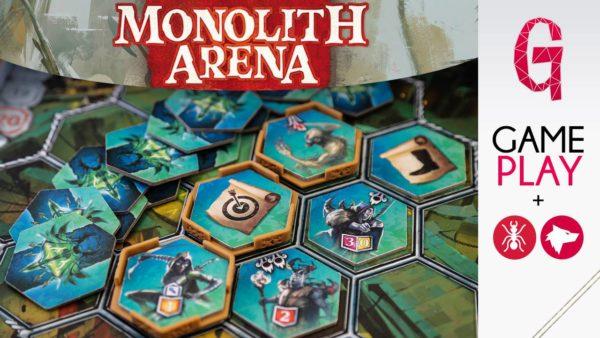 Gameplay Monolith Arena| il Ritorno di Neuroshima