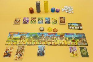 Majesty - Esempio gioco
