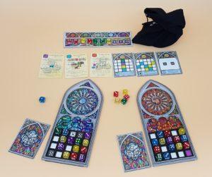 Sagrada - Esempio di gioco