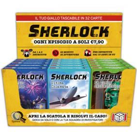 Sherlock - fonte: comunicato stampa MS Edizioni