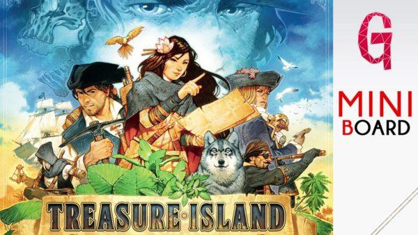 Miniboard #30: Treasure Island (L'Isola del Tesoro)