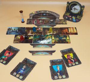 Mysterium - Esempio di gioco