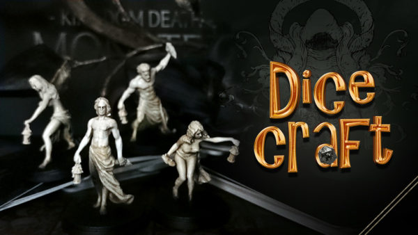 Kingdom Death: Monster | Dicecraft #32