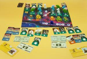 Counterfeiters - Esempio gioco